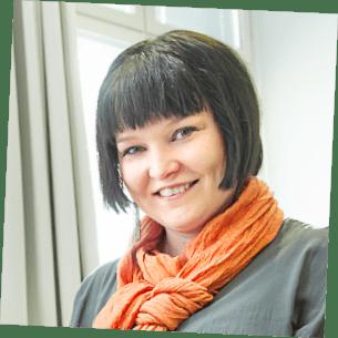 Opiskelija Anna Aitto-Oja.