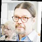 Opiskelija Timo Hulkko.