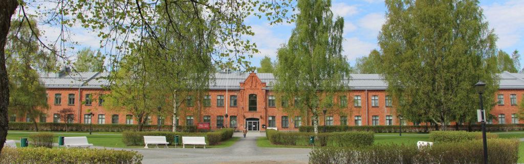 Puistokartano Kuopiossa.